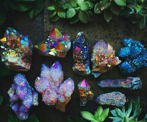 crystal, stone, and gems image