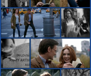 dw, new york, and amy pond image
