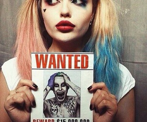 tumblr, harley queen, and tumblr girl image