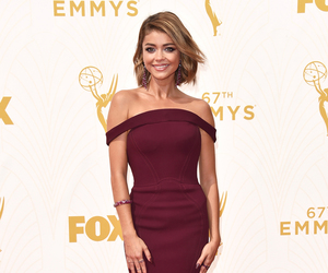 dress and sarah hyland image
