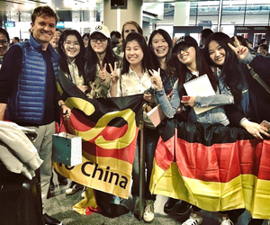 china, f1, and fans image