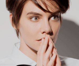 Hot, pixie cut, and the walking dead image