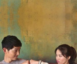 dots, descendants of the sun, and song hye kyo image