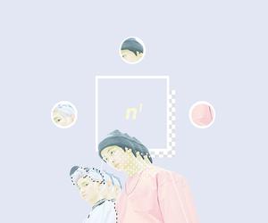 kpop, mark, and kpop edit image