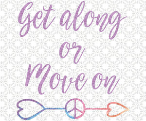 friendship, lovers, and move on image