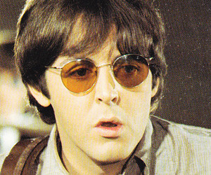 Paul McCartney, 60s, and the beatles image