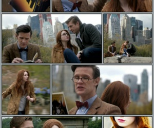 doctor who, dw, and amy pond image