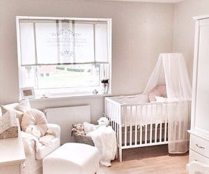 baby, room, and interior image