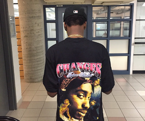 2pac, cyber, and ghetto image