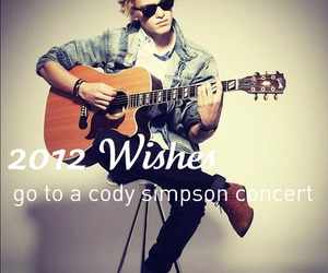 cody simpson and guitar image
