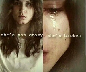 pll, broken, and pretty little liars image