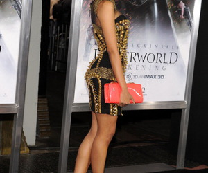 fashion, dress, and kat graham image