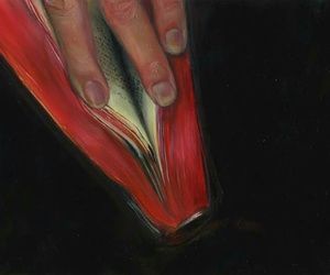 book, art, and painting image