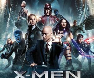 x-men and x-men apocalypse image