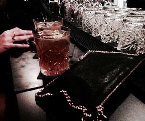 drink, dark, and theme image