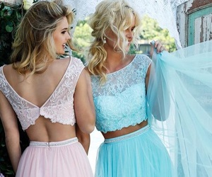 dress, gown, and style image