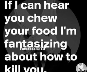 chew, food, and haha image