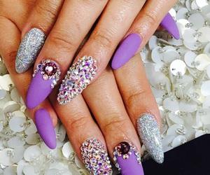 nails and pretty nails image