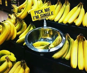 banana, funny, and single image