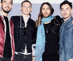 30stm and linkin park image