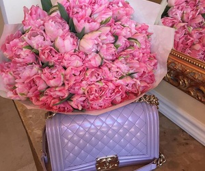 chanel, glam, and cute image