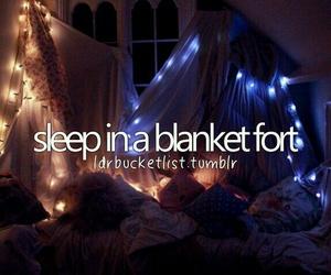 bucket list, fun, and sleep image
