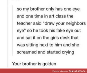 awesome, draw, and funny image
