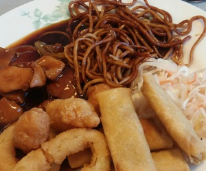 delicious, food, and chinesefood image