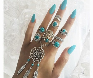 jewelry ring nails image