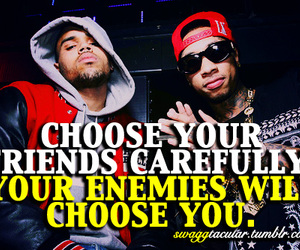 chris brown, haters, and wise image