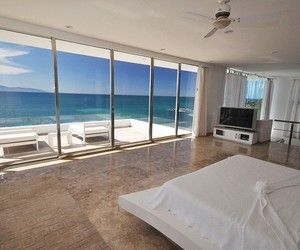 beach and interior image