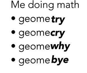 math, funny, and geometry image