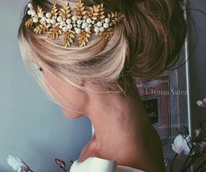accessoires, beautiful, and hair image