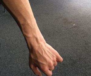 grunge, skin, and veins image