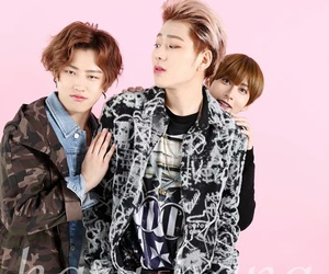 korean, kpop, and zico image