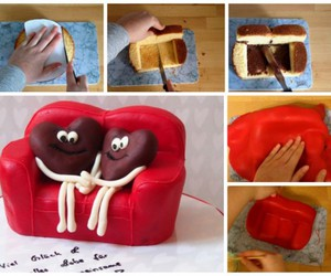 cake, diy, and do it yourself image