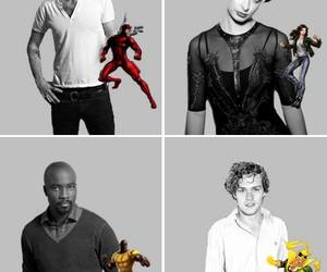 daredevil, krysten ritter, and Marvel image