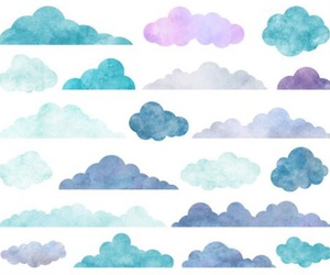cloud, tumblr, and wallpaper image