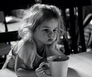 coffee, kids, and baby image