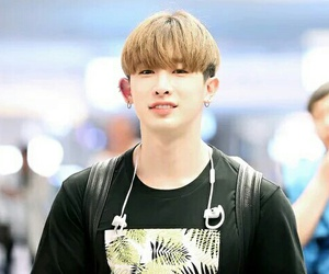 kpop and wonho image