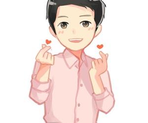 kdrama, song joong ki, and love image
