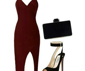 date, fashion, and Polyvore image