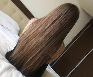 hair, goals, and long hair image