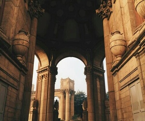 architecture, travel, and arch image