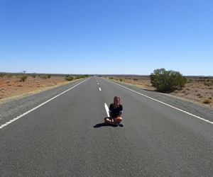 australia, endless, and outback image