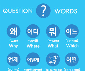 korean and language image