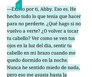 abby, amor, and frases image