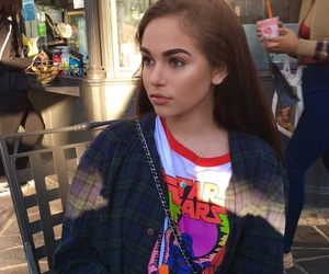 girl, maggie lindemann, and makeup image