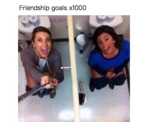 funny, friendship, and goals image