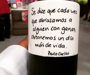 love, abrazos, and frases image